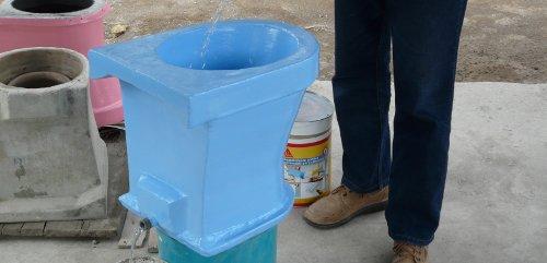 Inodoro seco: nuevos desarrollos