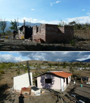Rehabilitación de forma participativa en Chingazo, cantón Guano, provincia de Chimborazo, Ecuador