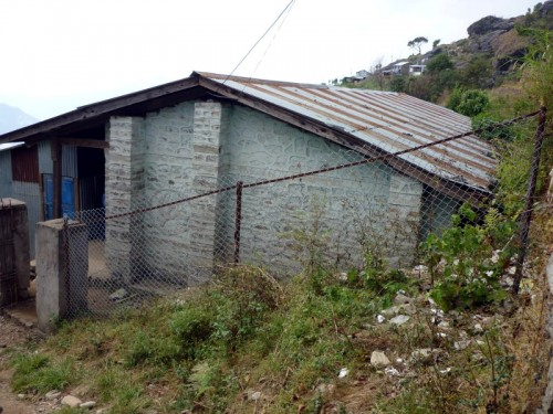 Reconstrucción en Nepal después del terremoto
