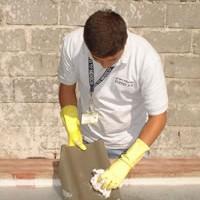 Importante quitar la cal de la tmc despu s del curado en agua - Quitar la cal del agua ...